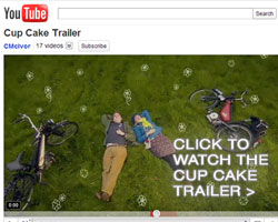 Cup Cake Trailer on You Tube
