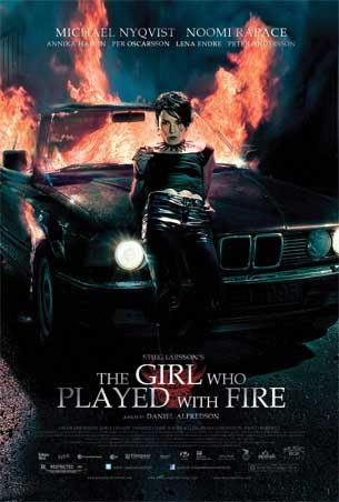 The Girl Who Played with Fire at Norwich Community Cinema August 14th