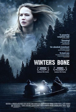 Don't miss Winter's Bone on September 11th, 2010