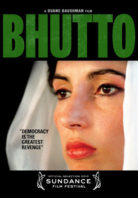 Bhutto - Thurs April 14th - 6:30pm