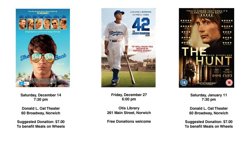 December January Movies
